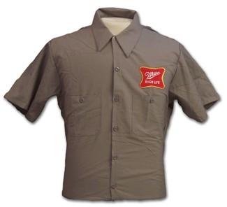 High Life Man Work Shirt