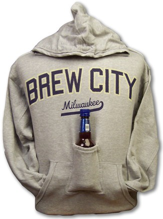 Beer Pouch Sweatshirt